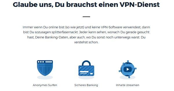 Warum VPN HideMyAss