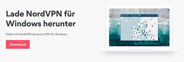 Windows NordVPN