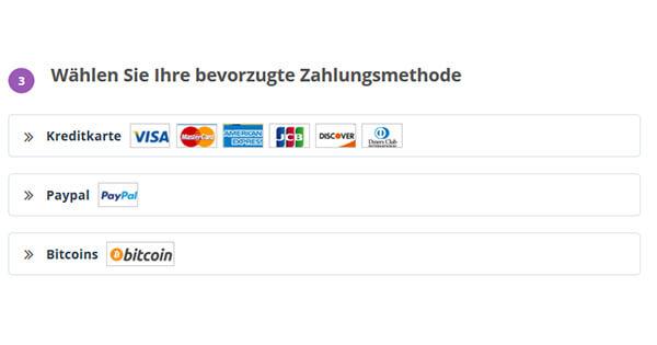 Zahlungsmethode-PrivateVPN-1