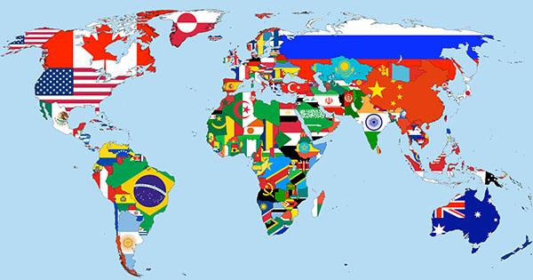 Abgedeckte Länder-PrivateVPN