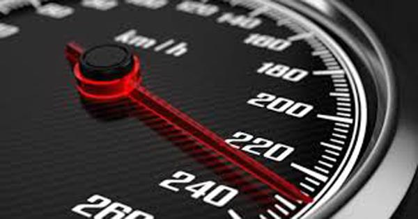 Geschwindigkeit-CyberGhost