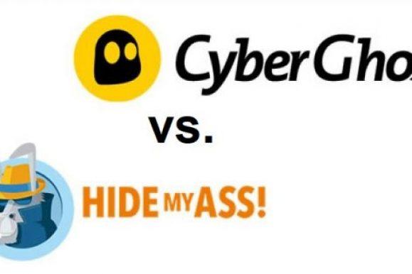 CyberGhost oder HideMyAss: Welchen VPN sollte man wählen und warum?