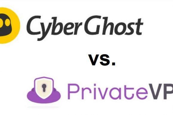 CyberGhost oder PrivateVPN: Welchen VPN sollte man wählen und warum?