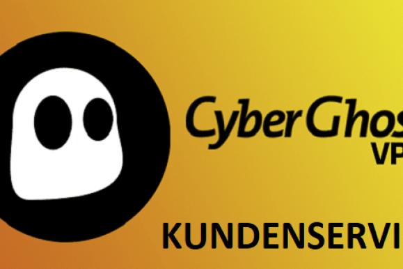 Der Kundenservice von CyberGhost: Handelt es sich um eine Stärke?