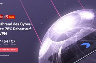 Black Friday und Cyber Monday 2018 bei NordVPN: Welche Angebote gibt es?