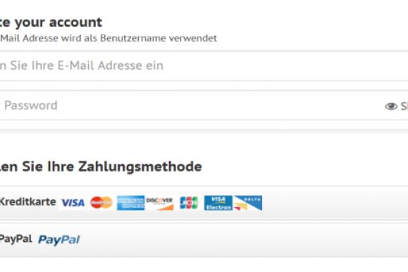 Wie kann man die Zahlung für das Abonnement bei IPVanish begleichen?