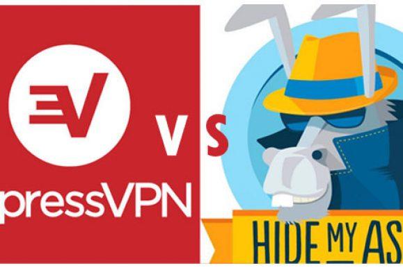 ExpressVPN oder HideMyAss: Welchen Provider sollte man wählen, und warum?